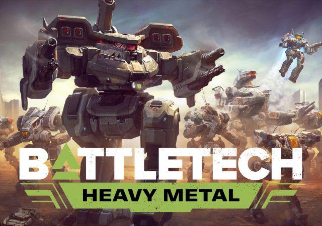 battletech heave metal