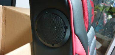 Side Speaker