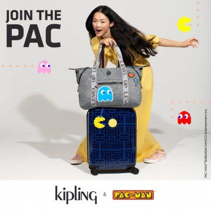 Kipling PAC-MAN