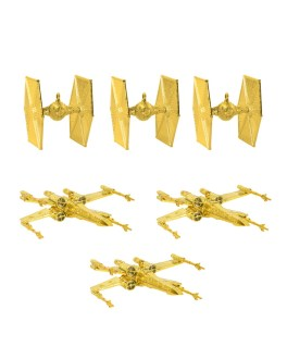 Star-Wars-Gold-Xmas-Decorations-Set-of-6-GS-01