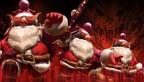 TERA Console False Santas