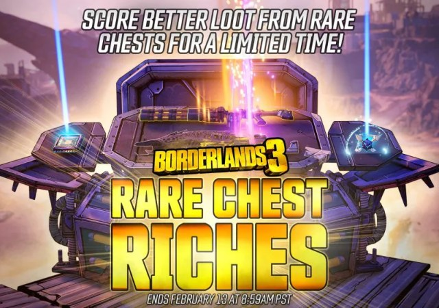 Rare Chest Riches
