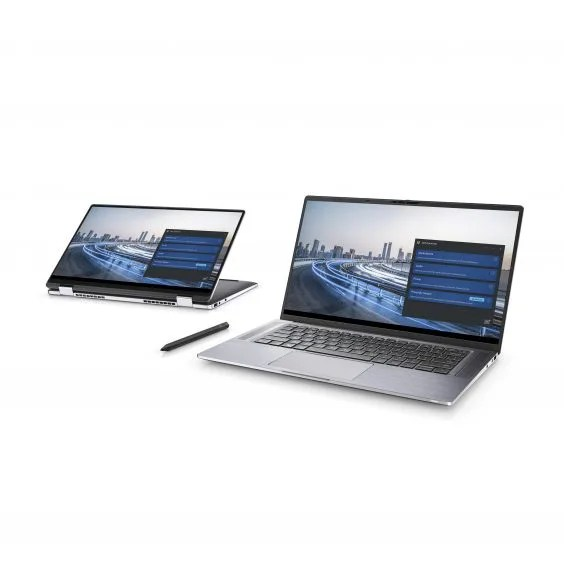 Dell Latitude 9510_two devices with premium active pen v2