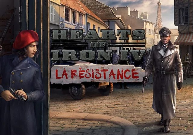 Hearts of Iron IV La Resistance