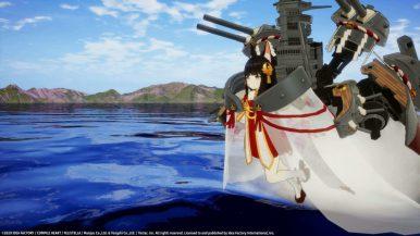 Nagato Start Battle 2
