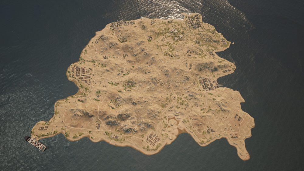 PUBG Season 6 Map