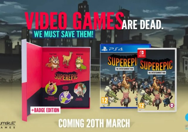 SuperEpic Collector's Edition