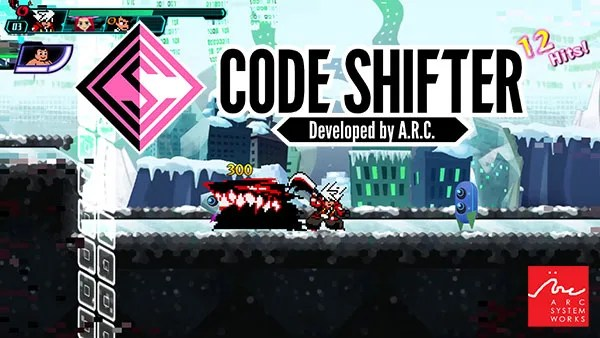 code shifters