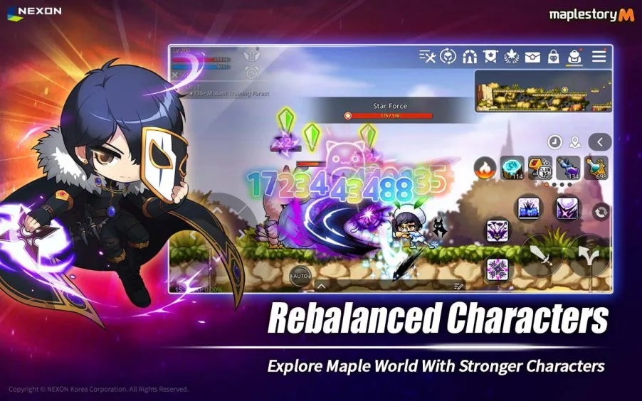 Character Rebalance Banner