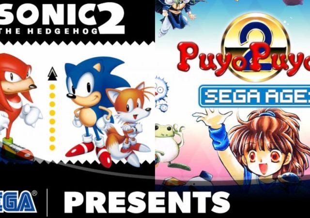 Sonic The Hedgehog 2 Puyo Puyo 2