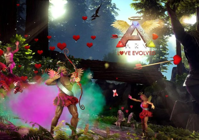 ark love evolved