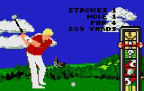 awesome golf atari lynx