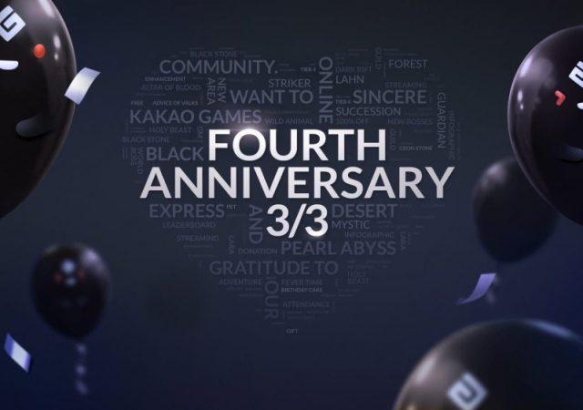 black desert online 4th anniversary