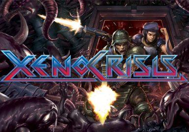xeno crisis main graphic
