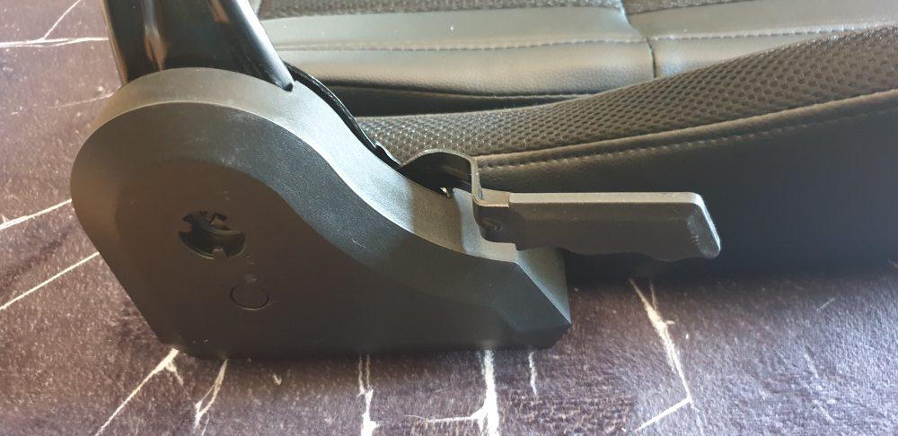 backrest Tilt Function