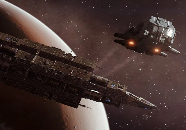 Fleet Carriers jump into Elite Dangerous