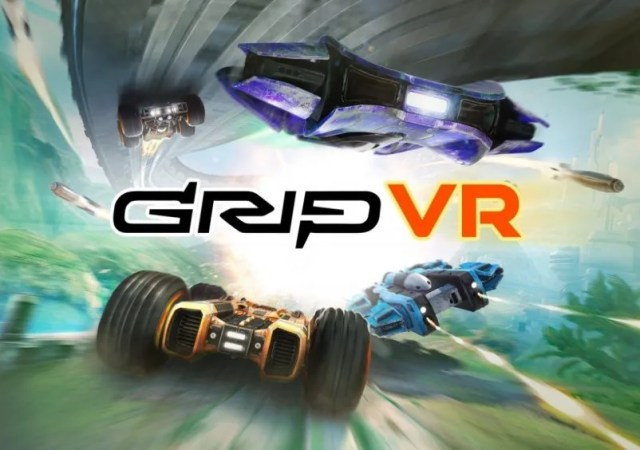 GRIP-VR
