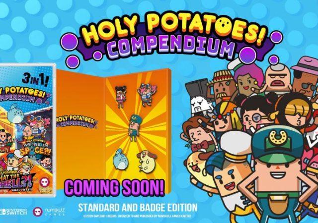 Holy Potatoes!