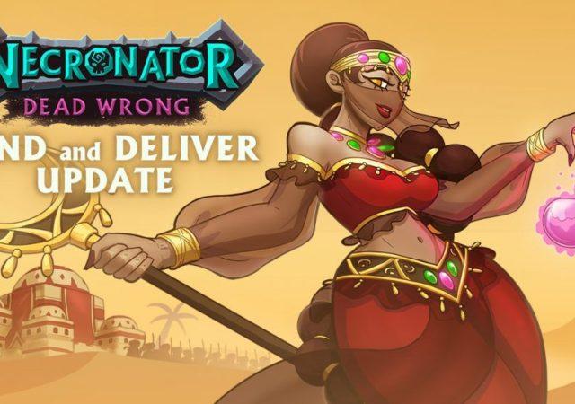 Necronator Dead Wrong update