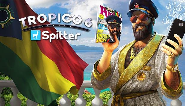 Spitter' DLC For Tropico 6