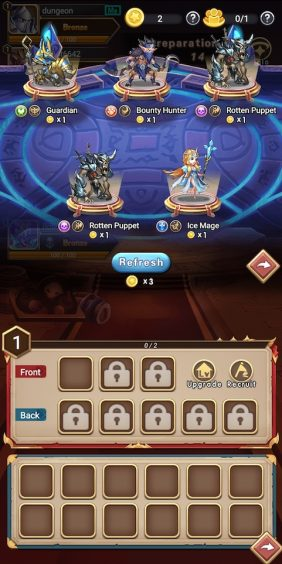 Brave Dungeon Announced - Idle Roguelite RPG | Invision Game Community