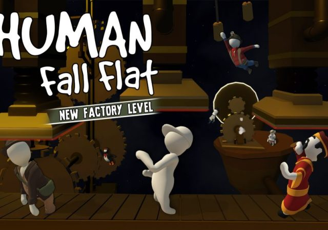 Human Fall Flat UGC Contest Winning Level Factory