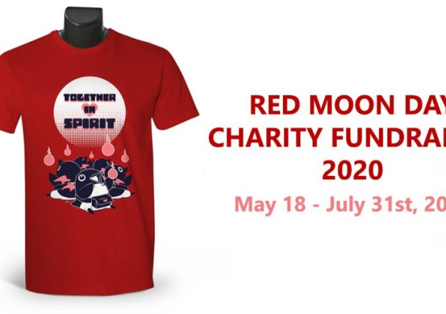 Red Moon Day Charity Fundraiser 2020