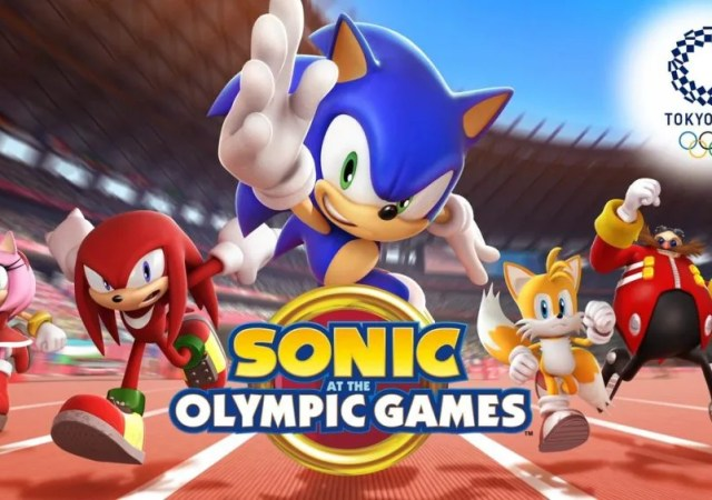 Sonic at the Olympic