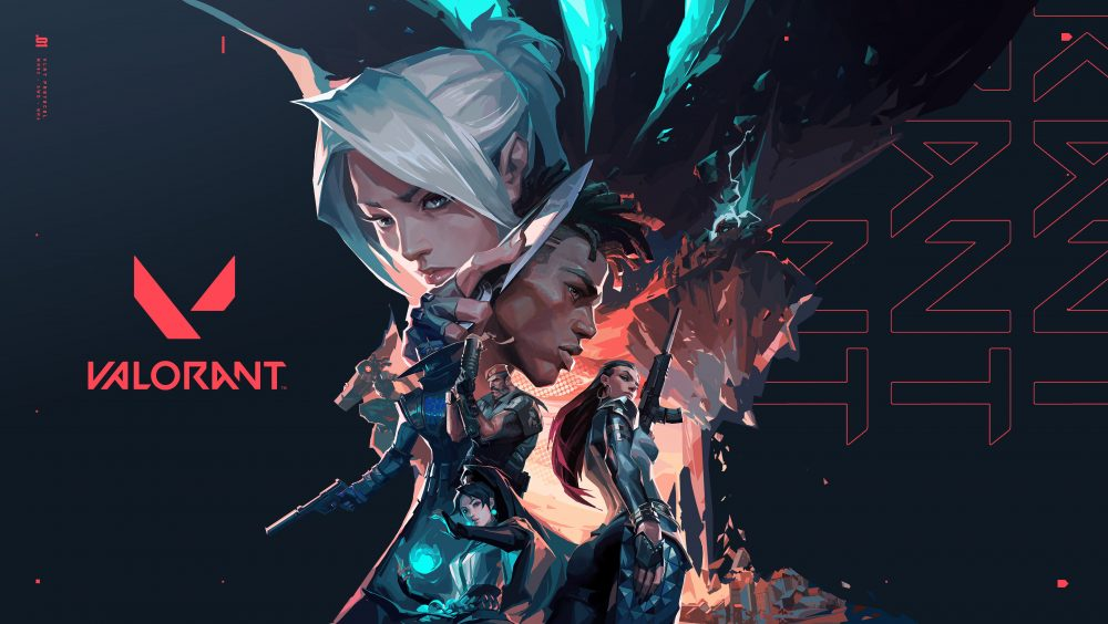 Riot Games reveals VALORANT closed beta stats and launch key art
