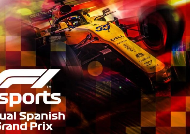 Virtual Spanish Grand Prix