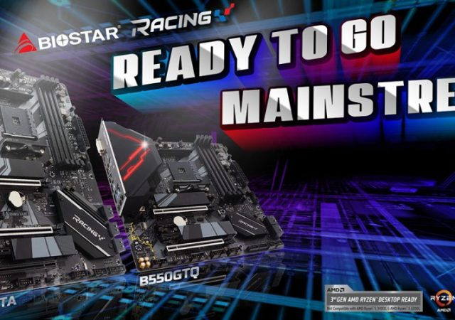 RACING B550 SERIES MOTHERBOARDS