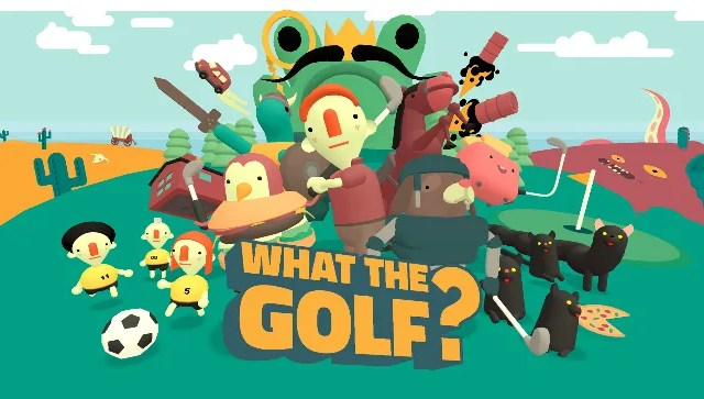 what ther golf
