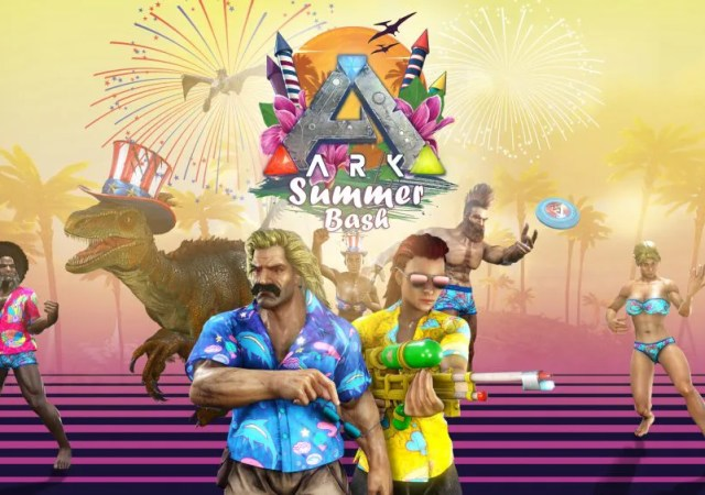 ARK Survival Evolved's Summer Bash