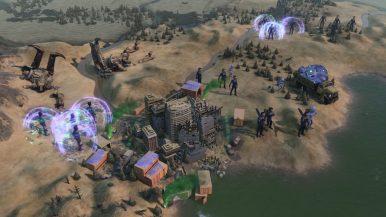 Civilization VI June 2020 Update - Alien City