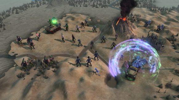 Civilization VI June 2020 Update - Three Way Battle