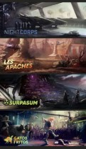 Dead Zone Player Factions