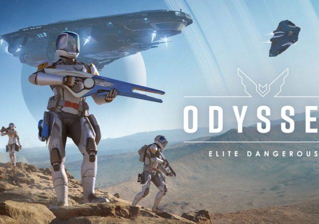 Elite Dangerous - Odyssey