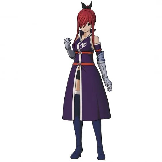 Erza - Grand Magic Games Team Costume