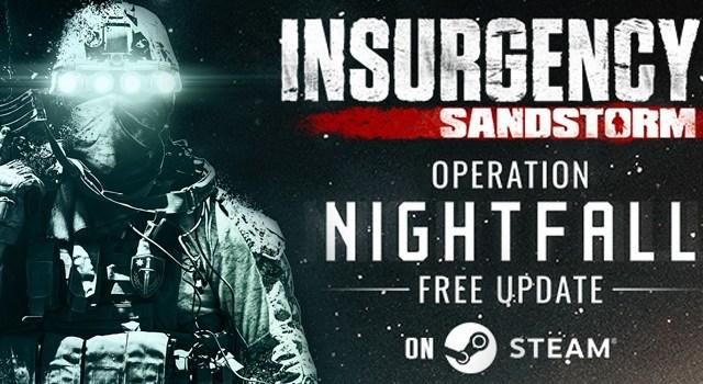 Insurgency Sandstorm - Operation Nightfall