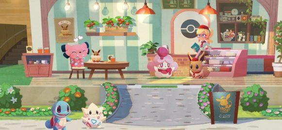 PokemonCafeMix_Cafe_Entrance
