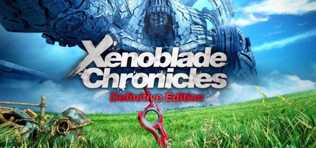 Xenoblade Chronicles The Definitive Edition