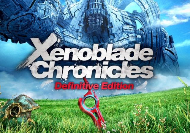 Xenoblade Chronicles The Definitive Edition