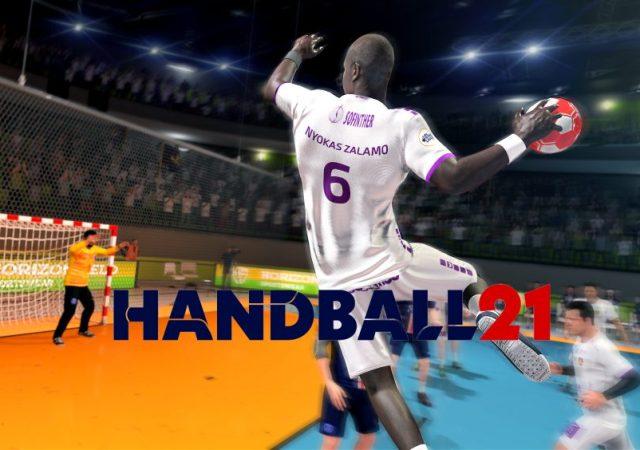 handball 21 keyart