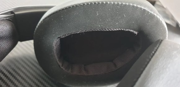Leather and Velvet Earcups