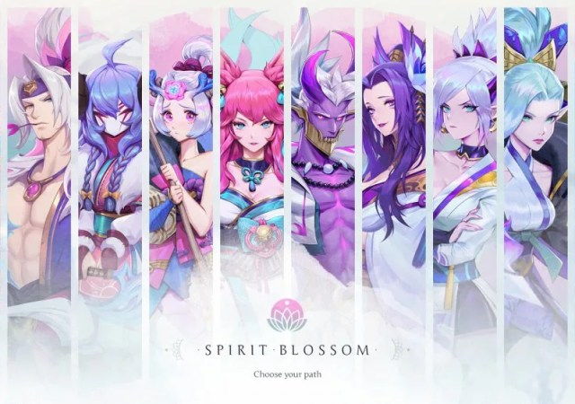 League of Legends - Spirit Blossom