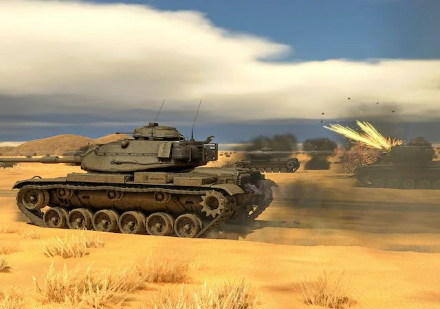 The next World War season begins in War Thunder