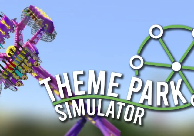 Theme Park Simulator for PlayStation 4