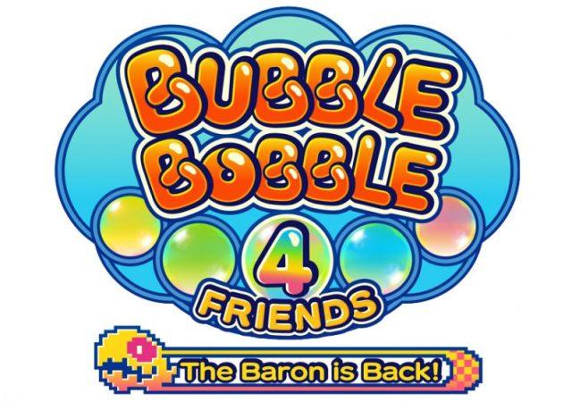 Bubble Bobble 4 Friends