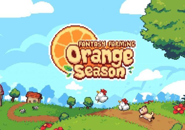 Fantasy Farming Orange Season