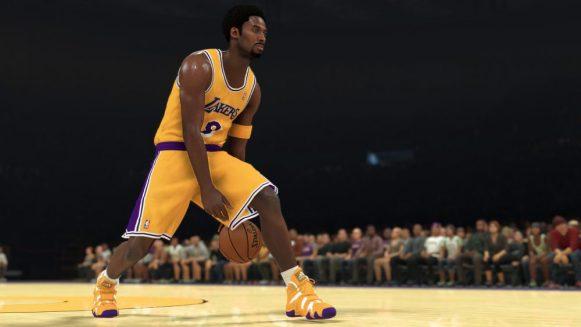 NBA 2K21 (Current-Gen) - Kobe Bryant Stance
